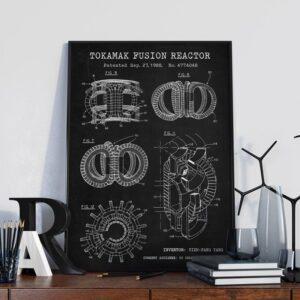 Quadro patente reator