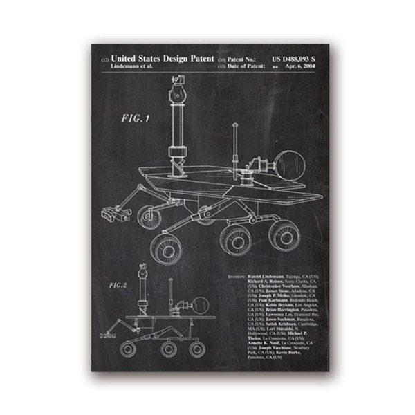 Quadro patente espaço 9