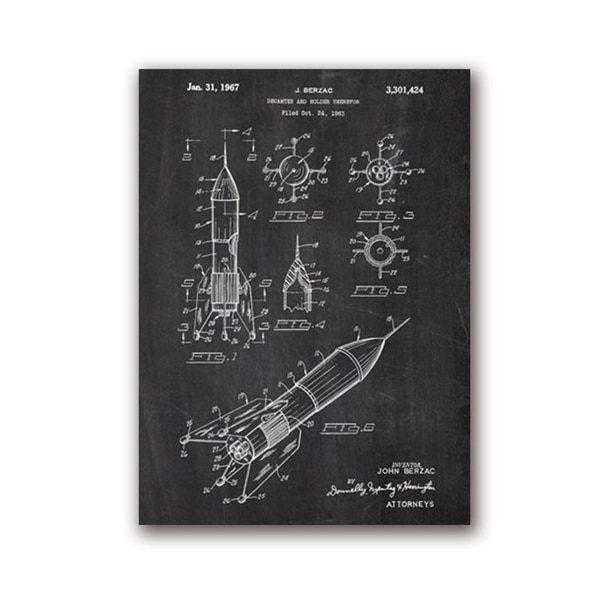 Quadro patente espaço 7